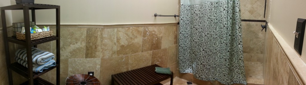 Changing / Shower Room